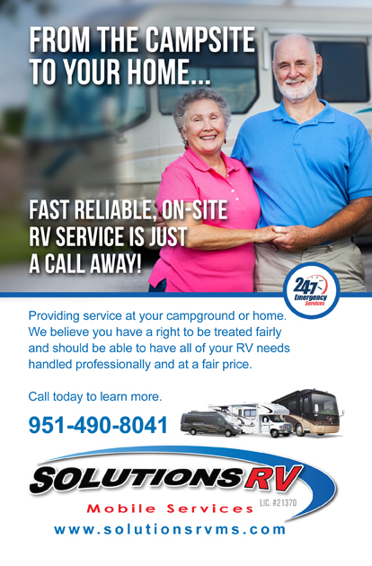 solutions rv postcard front